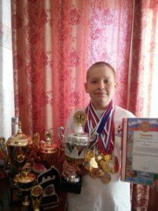 Русанов Олег вновь стал победителем краевого турнира по шахматам.